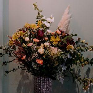 bouquet de fleurs fraiches choix du fleuriste